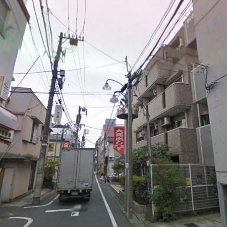 ライオンズマンション渋谷本町 概観