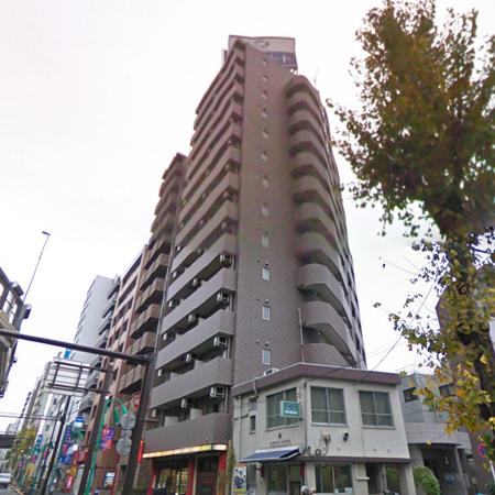 ヴェルト笹塚ツインⅠ 概観