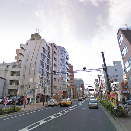 グリーンキャピタル西新宿 概観