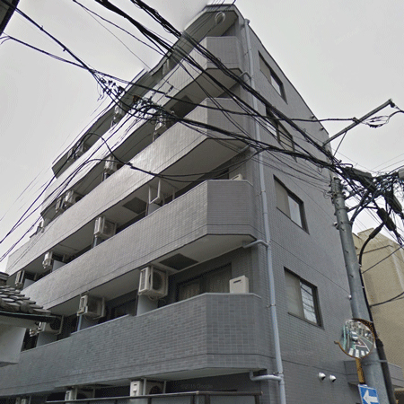 カテリーナ笹塚 概観