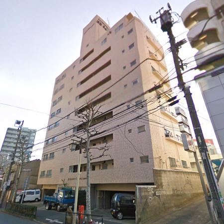 セブンスターマンション東中野 概観