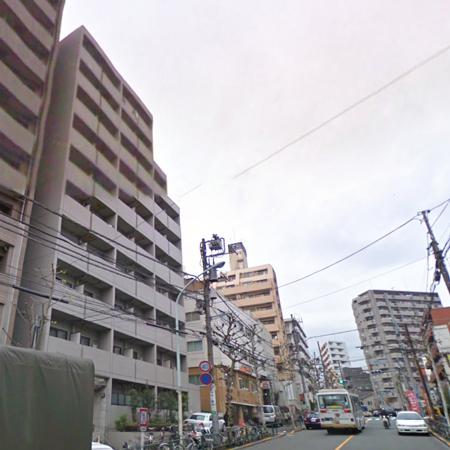 テイジン新中野スカイレジテル 概観
