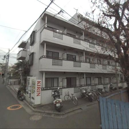 マイステージ笹塚 概観