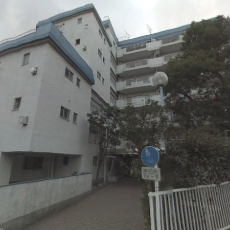 パール高円寺マンション 概観