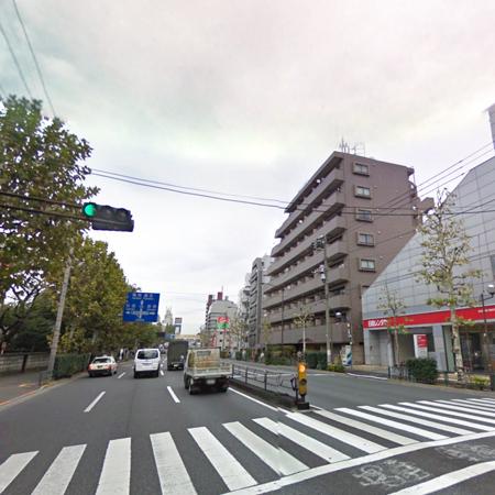 メゾン・ド・ヴィレ高円寺 概観