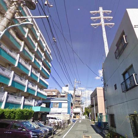 高円寺南パールマンション 概観