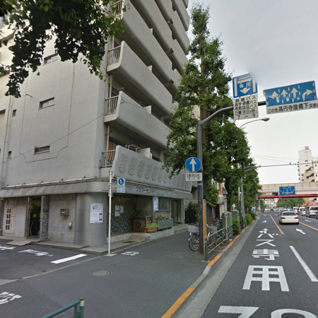 シャンボール新高円寺 概観