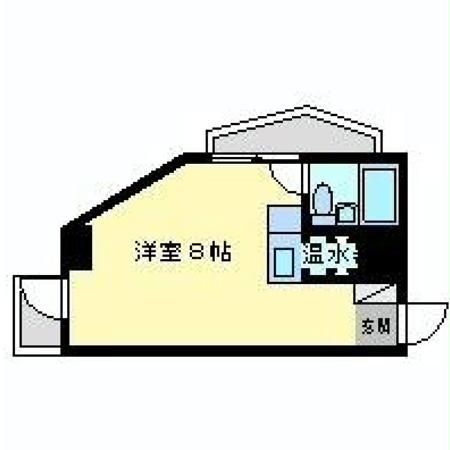 ライオンズマンション塩田駒込 間取図