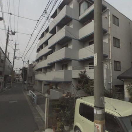 上板橋ダイカンプラザシティⅡ 概観