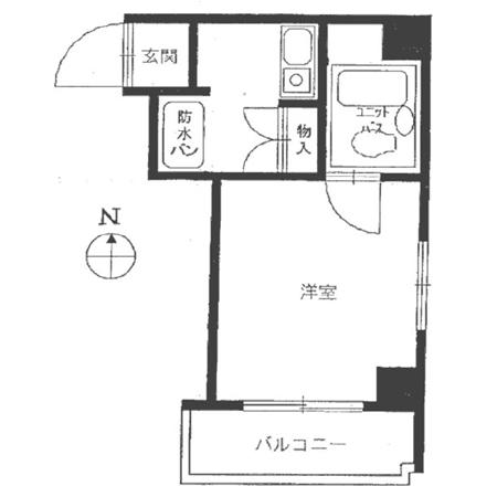ワコーレ高島平 間取図