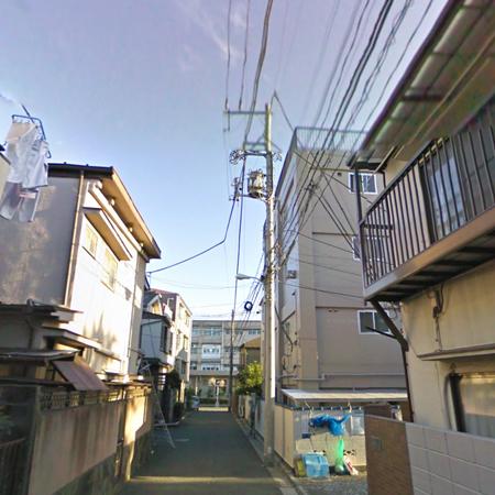江古田マンション 概観