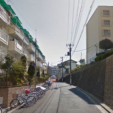 三田志村コーポ 概観