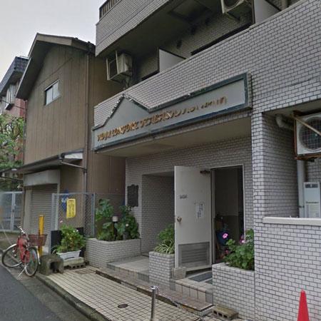 ホーユウコンフォルト板橋本町 概観