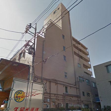 志村カーネルマンション 概観
