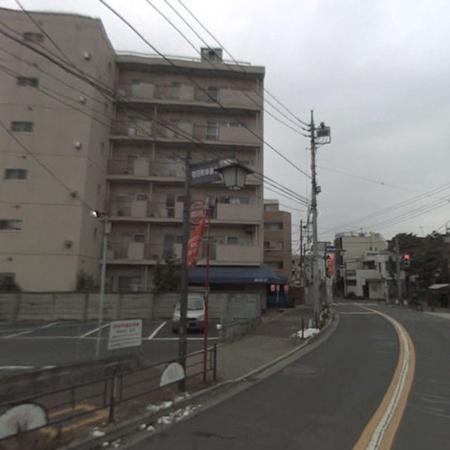 豊島園ファミリーマンション 概観