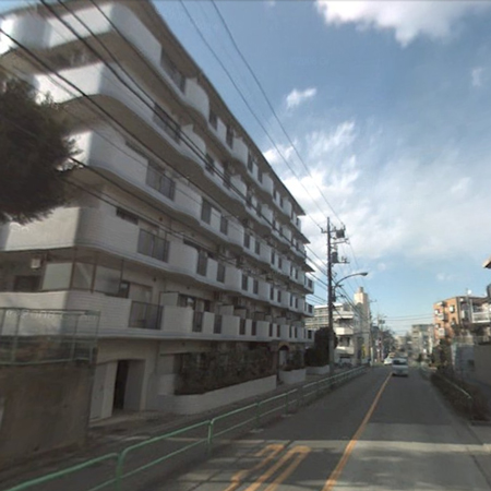 ライオンズマンション中村橋第3 概観
