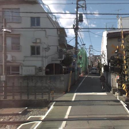 大洋江古田マンション 概観