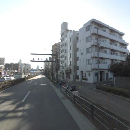 ミリオンコート中村橋 概観