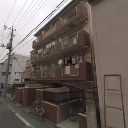 サンライズマンション武蔵関 概観
