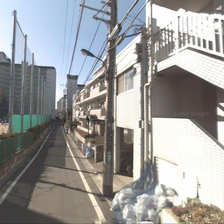 グリーンキャピタル富士見台 概観