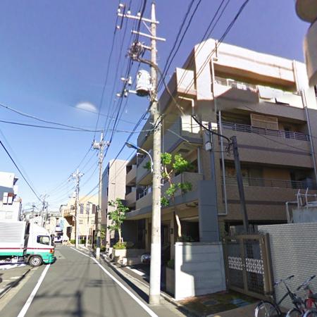 ドルチェ東京氷川台パークサイド 概観