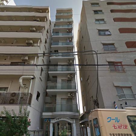 江古田ホワイトハイツ 概観