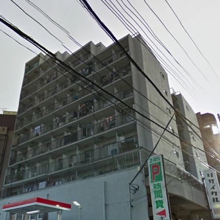 三田桜台第三コーポ 概観