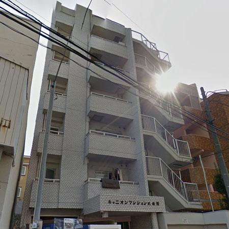 キャニオンマンション武蔵関 概観