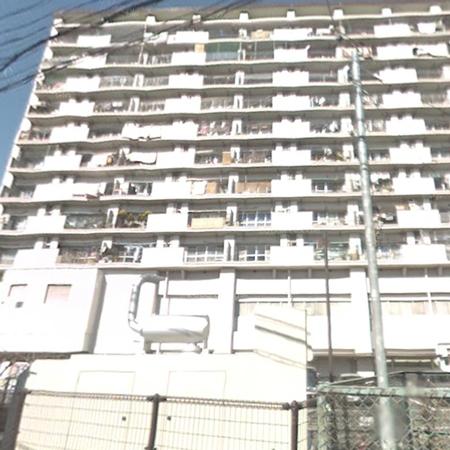東武西新井サンライトマンション 概観