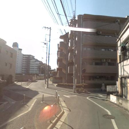 ライオンズマンション西新井本町第2 概観