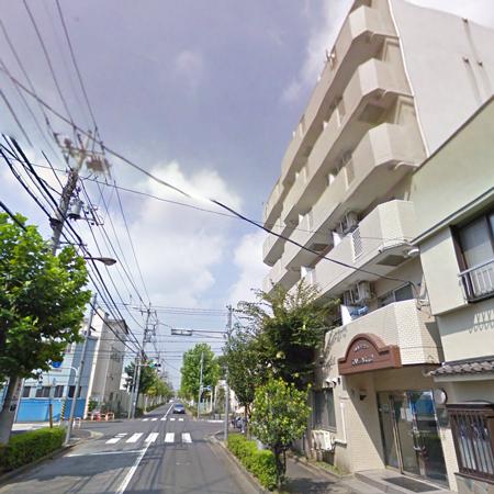 パレ・ドール亀有II 概観