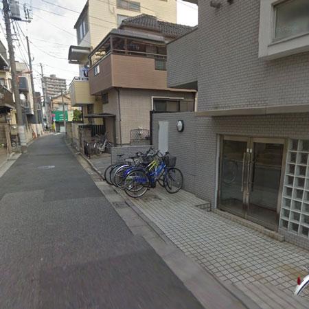 サンケイロイヤルコート竹ノ塚 概観