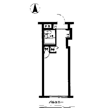 ロザール立石 間取図