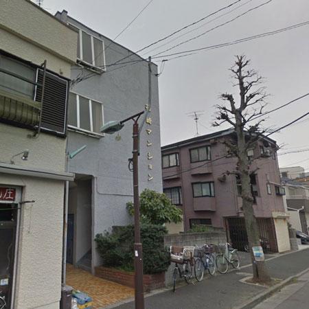篠崎マンション 概観