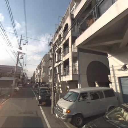 メインステージ多摩川駅前 概観